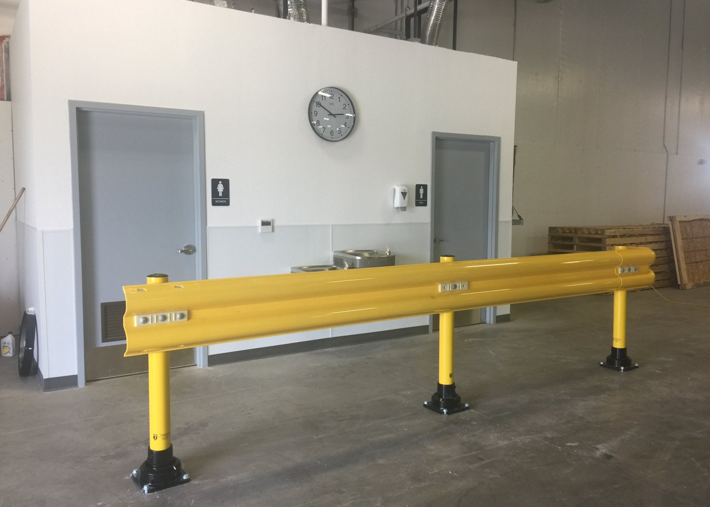 "4"" FlexRail Pedestrian Protection"