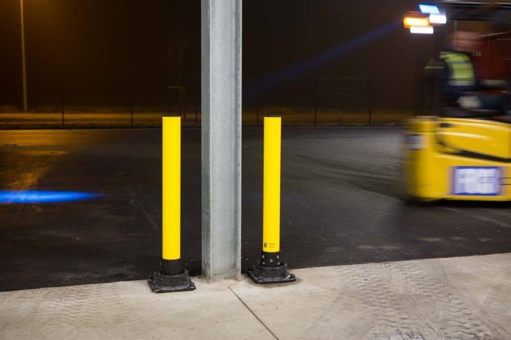 Courtesy of Group Beyers - SlowStop Bollards