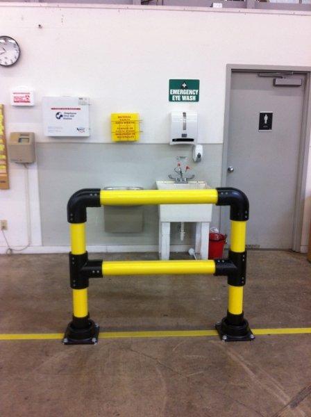 Pedestrain saf0ety gate 002