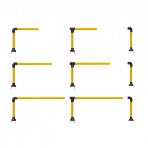 SS4Y-42-SF Modular Sections