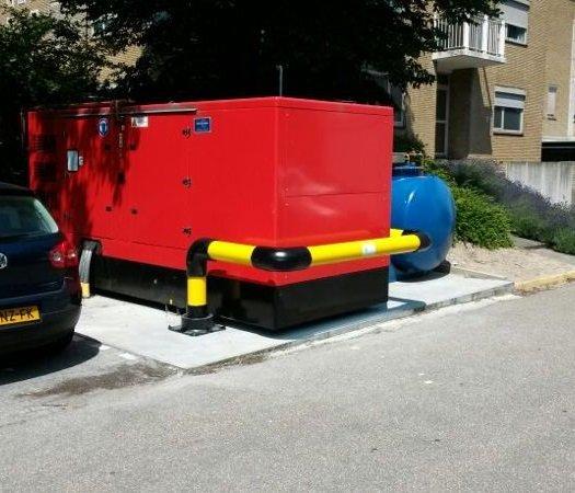 Hospital Generator - The Hague