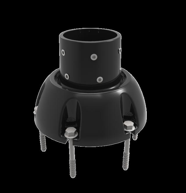 Round Base Pedestal