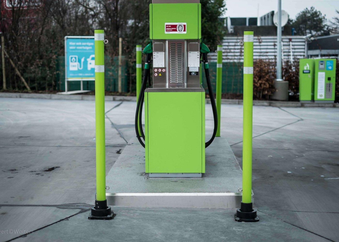 SlowStop at DATS Fuel Pump