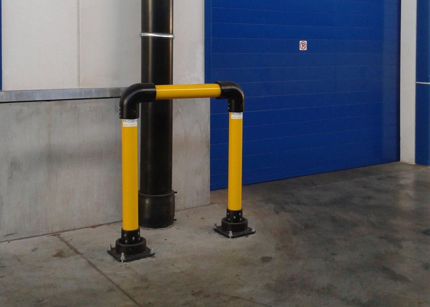 Door Protection Horseshoe