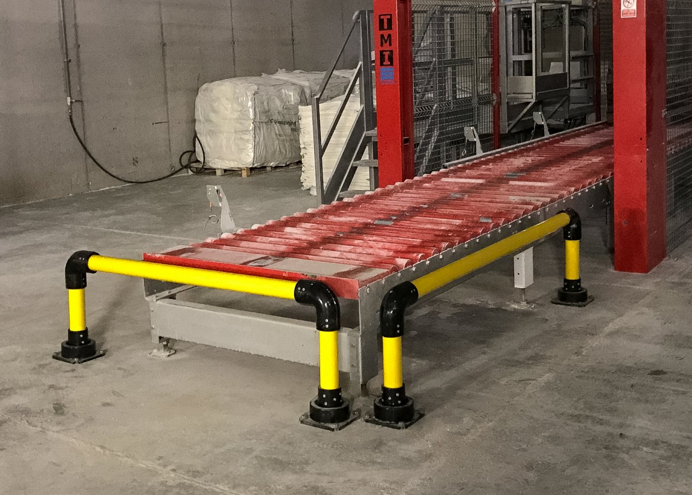 Conveyor Protection